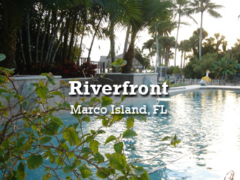 Riverfront - Marco Island, Florida