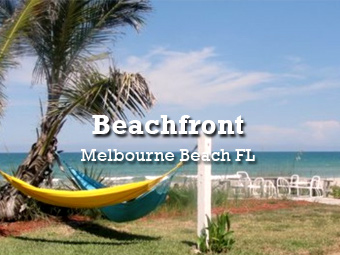 Beachfront - Melbourne Beach, Florida